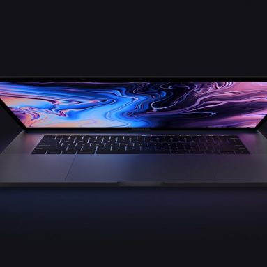 Apple Announces New MacBook Pro With Improved Keyboard, 8-Core CPU