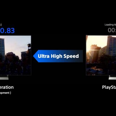 Sony Talks About Next-Gen PlayStation, Demonstrates Super Fast Load Times