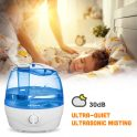 VicTsing Cool Mist Humidifier